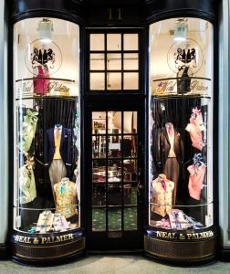 Neal & Palmer - Waistcoats and Formal Wear, London