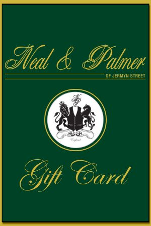 Neal and Palmer London Gift Cards Available Online